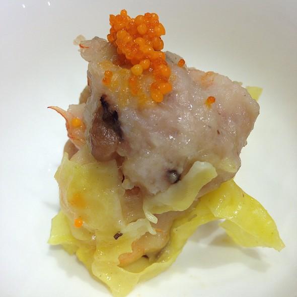 Sui Mai Dumplings @ Dragon Boat Fusion Cuisine