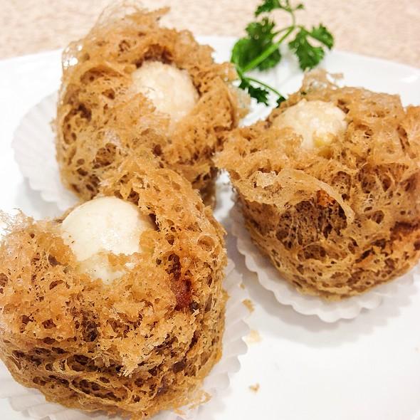 Taro Balls @ Dragon Boat Fusion Cuisine