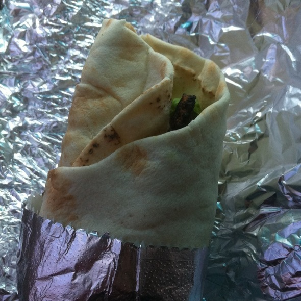 Falafel Pocket @ East Side Pocket