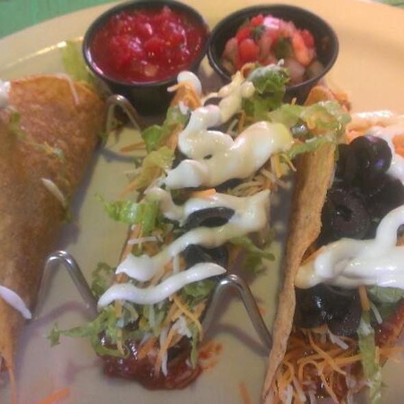 Tex Mex Tacos - Señor Frog's - Orlando, Orlando, FL