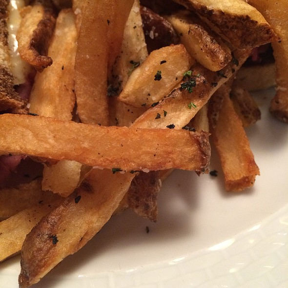 Duck Fat Fries - The Pressroom Restaurant, Lancaster, PA