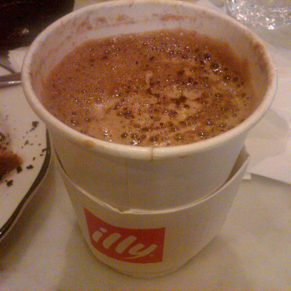 Nutella Cappucino @ Little Cupcake Bakeshop
