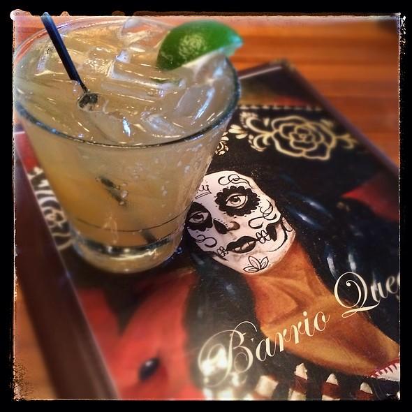 El Don Margarita @ Barrio Queen Tequileria Restaurant and Bakery