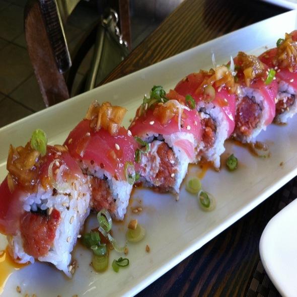 aloha roll @ Asakuma Rice