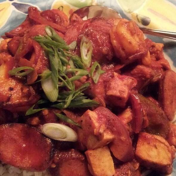 Jumbalaya - Lucy's Seafood Kitchen, Mississauga, ON