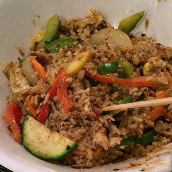 Stir Fry - Big Chow Grill, Atlanta, GA