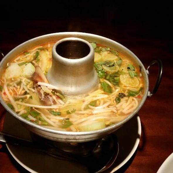 Hot & Sour Seafood Hot Pot (Vietnamese style) ( - Saigon Landing, Greenwood Village, CO