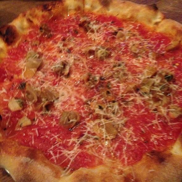 Clam Pie @ Pizzeria Delfina