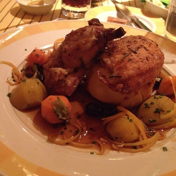 Roasted Chicken - Payard Patisserie & Bistro - Caesars Palace Las Vegas, Las Vegas, NV