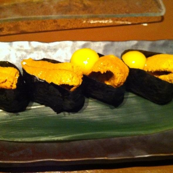 Uni @ Sushi Samba