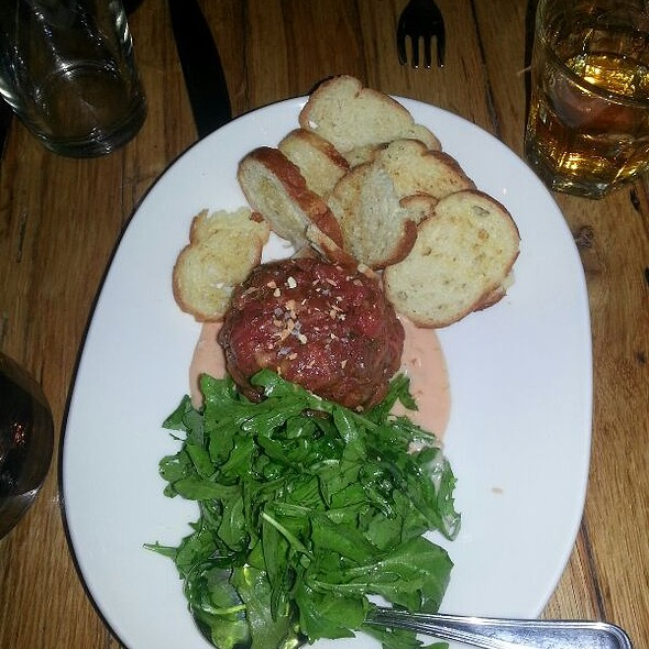 Waygu Beef Tartare - The Copper Onion, Salt Lake City, UT