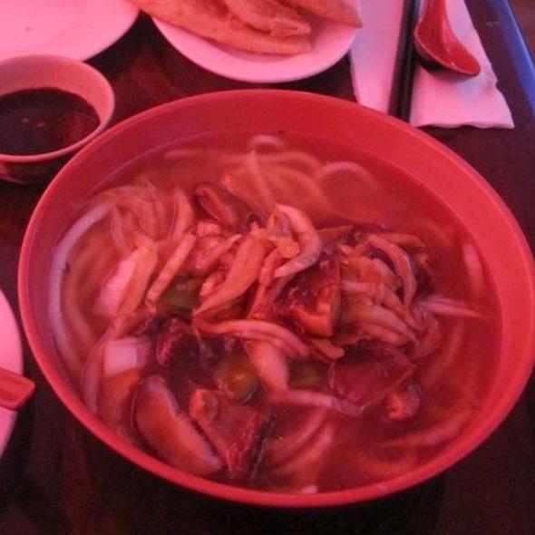 Black Mushroom Soup  @ Shanghai Cafe