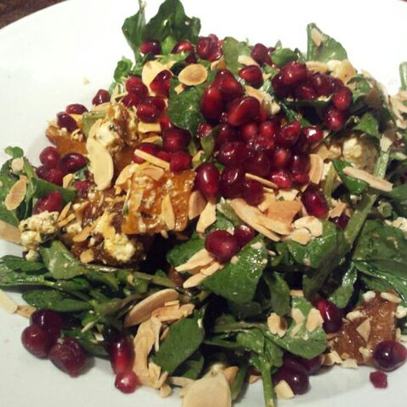 Roasted Butternut Squash Salad - Cupping Room Cafe, New York, NY