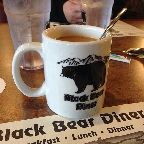 Coffee @ Black Bear Diner