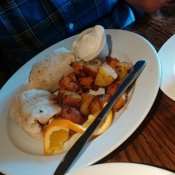 Southwestern Burrito @ Dogwood Cafe