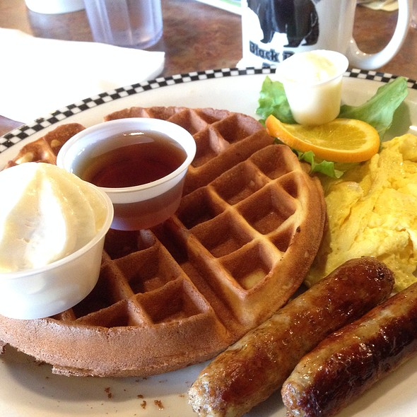 Big Bear Combo @ Black Bear Diner