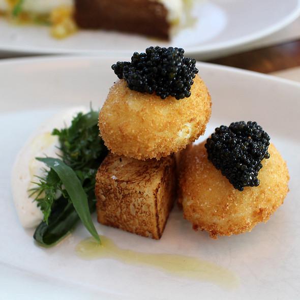 Cripsy Egg Caviar