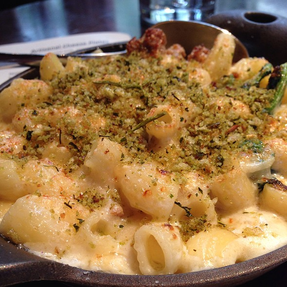 mac n cheese - Va de Vi Bistro & Wine Bar, Walnut Creek, CA