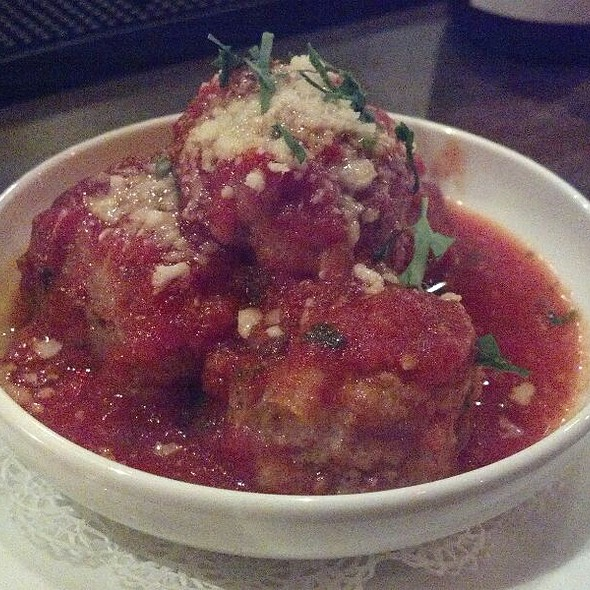 Meatballs @ Spina