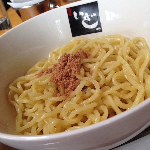 Tsukemen Noodles @ Iza Ramen