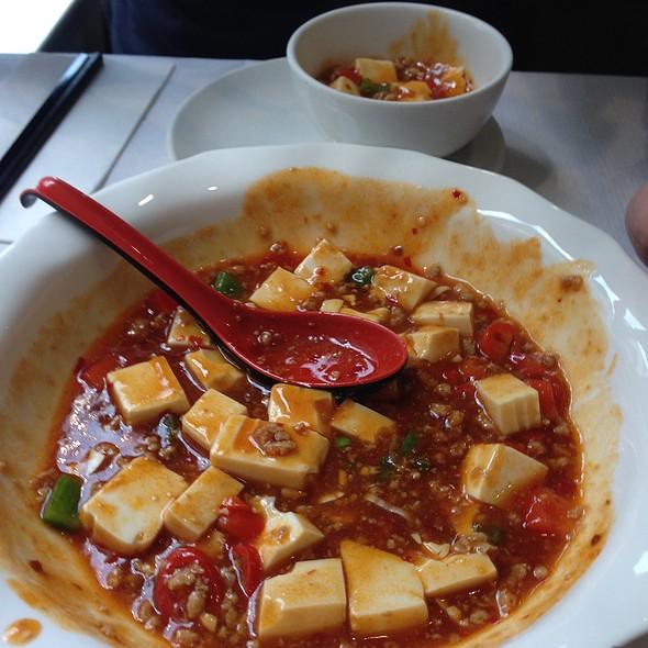 Minced Beef, Spicy Tofu & Rice