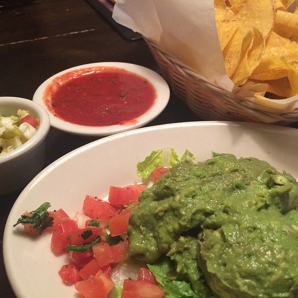 Chips and Guacamole - Laredos Grill, Seattle, WA