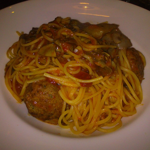 Spaghetti Polpettine