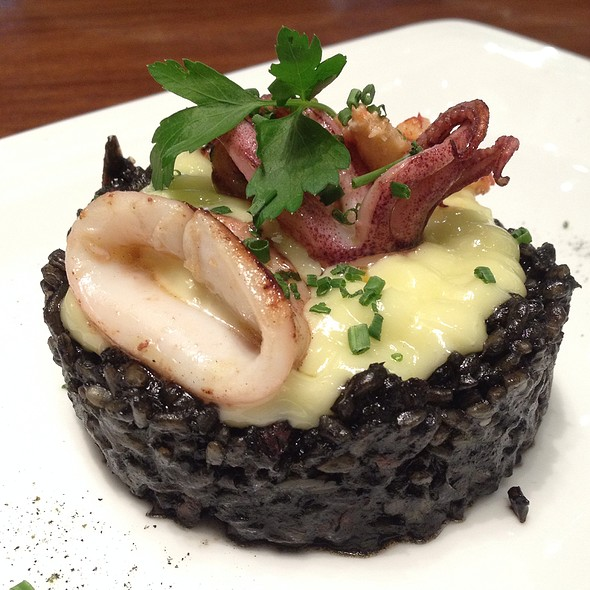 Black Rice @ Julian Serrano Tapas