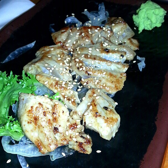 Grilled Tuna