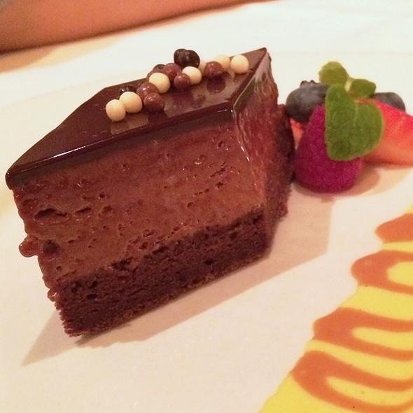Ganache Chocolate Mousse - Maison Akira, Pasadena, CA