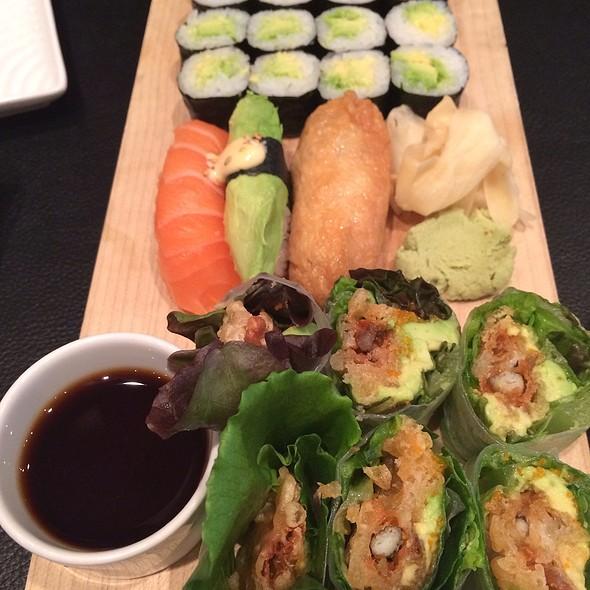 Sushi And Maki Selection @ Sticks 'N' Sushi