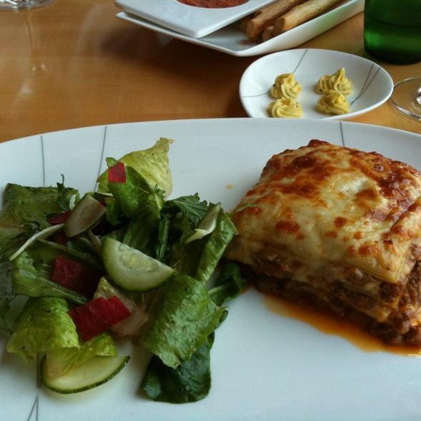 Italian Lasagna @ The Westin