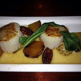 Brown Butter Seared Scallops