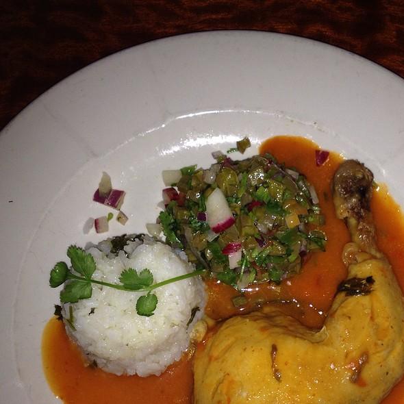 Chicken Mole - Cantina de San Patricio, Seattle, WA
