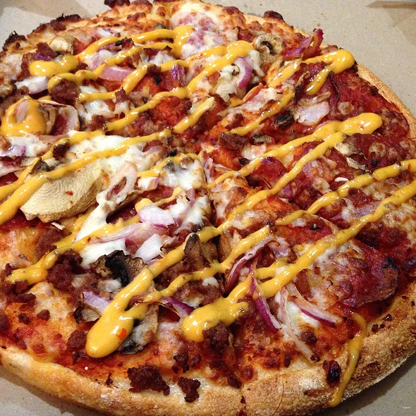 Domino 39 s pizza menu bracken ridge qld foodspotting for Pizza peri tourcoing
