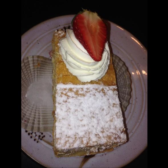 Strawberry Napoleon - Patrick's Bakery Cafe, Richfield, MN