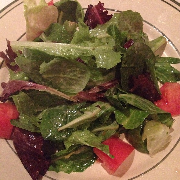 Mixed Green Salad - Ben and Jack's on 5th Avenue, New York, NY
