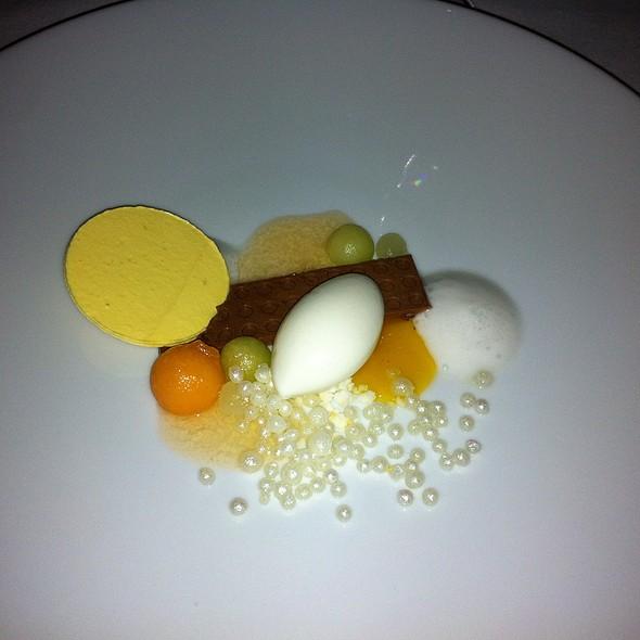 Dessert @ Restaurant De Kromme Dissel