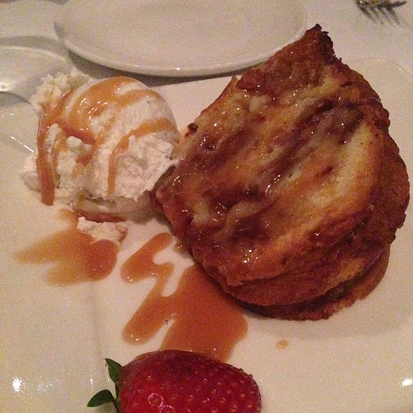 Mom's Apple Cake - Dressler's Restaurant - Metropolitan (Midtown), Charlotte, NC