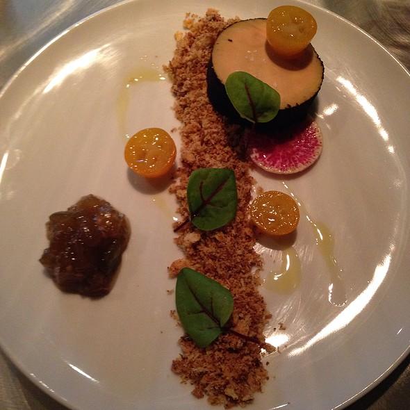 Foie Gras - Restaurant EVOO