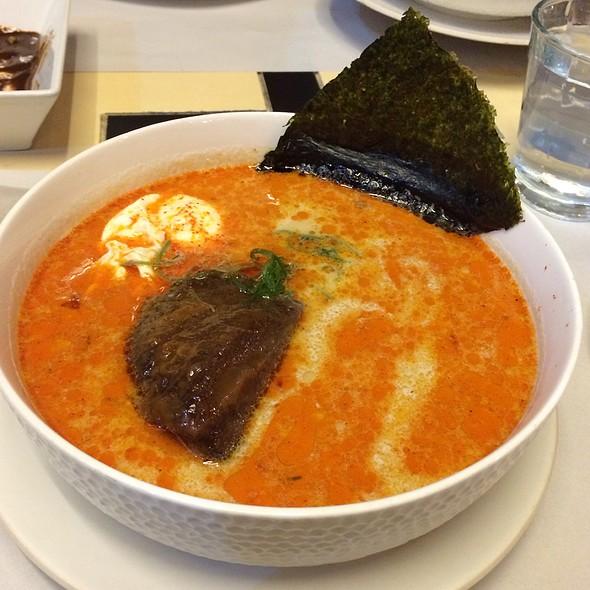 Wagyu Beef Cheek Ramen @ Nomama Artisanal Ramen