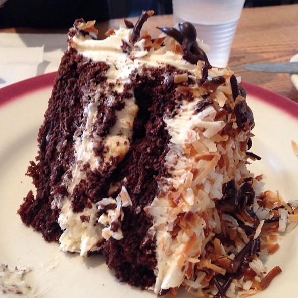 Samoa Cake @ Sugar Path