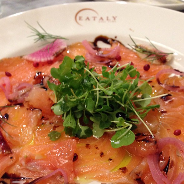 carpaccio @ Eately Chicago
