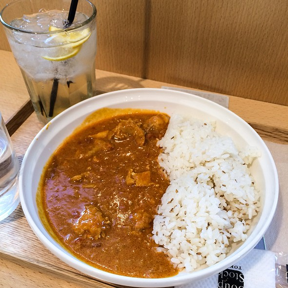 Chicken Curry @ スープストックトーキョー 目黒アトレ店