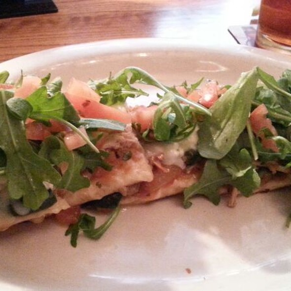 Pork Shoulder Flatbread @ Crazy Horse