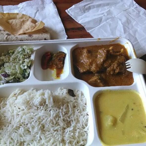 Lamb Curry @ Vik's Chaat Corner