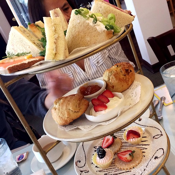 Chado Tea Room Menu - Pasadena, CA - Foodspotting