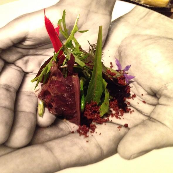 Into The Vegetable Garden @ Manresa Restaurant