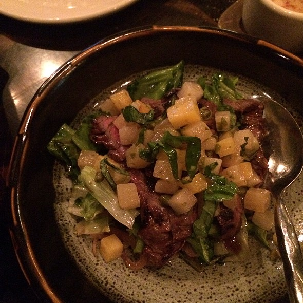 Grilled Skirt Steak @ The Girl And The Goat