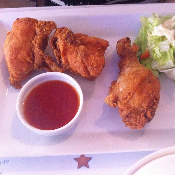 fried chicken @ Mesa